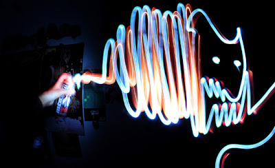 Awesome Light Painting Photography Seen On www.coolpicturegallery.us