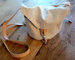 The mini messenger bag