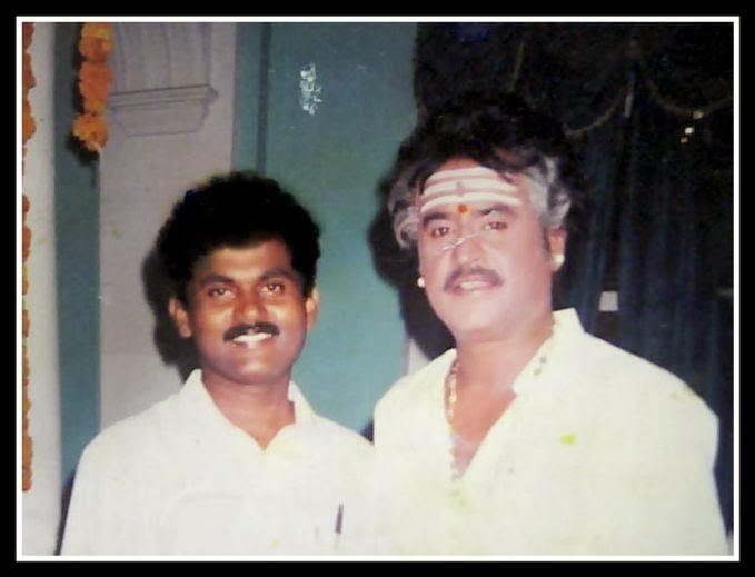 Jay with Rajini