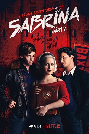 Chilling Adventures of Sabrina S02 All Episode [Season 2] Complete Dual Audio [Hindi+English] Download 480p