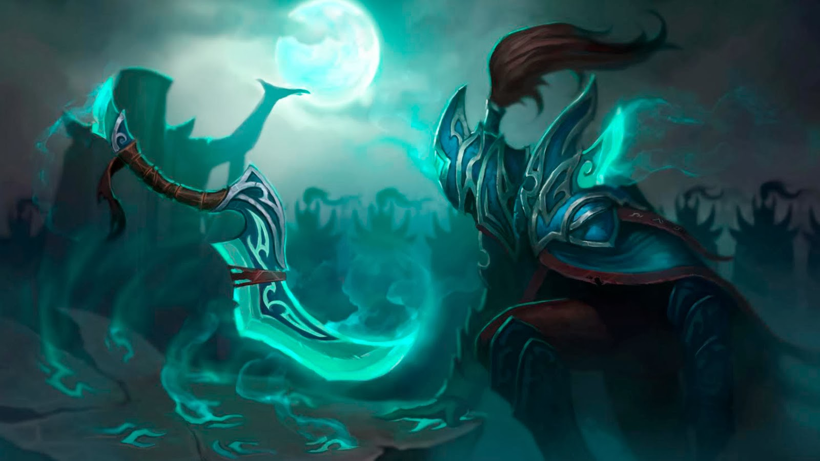 Mortred Phantom Assassin Dota 2 4i Wallpaper HD