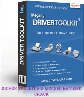 driver toolkit 8.5 license key and crack free download