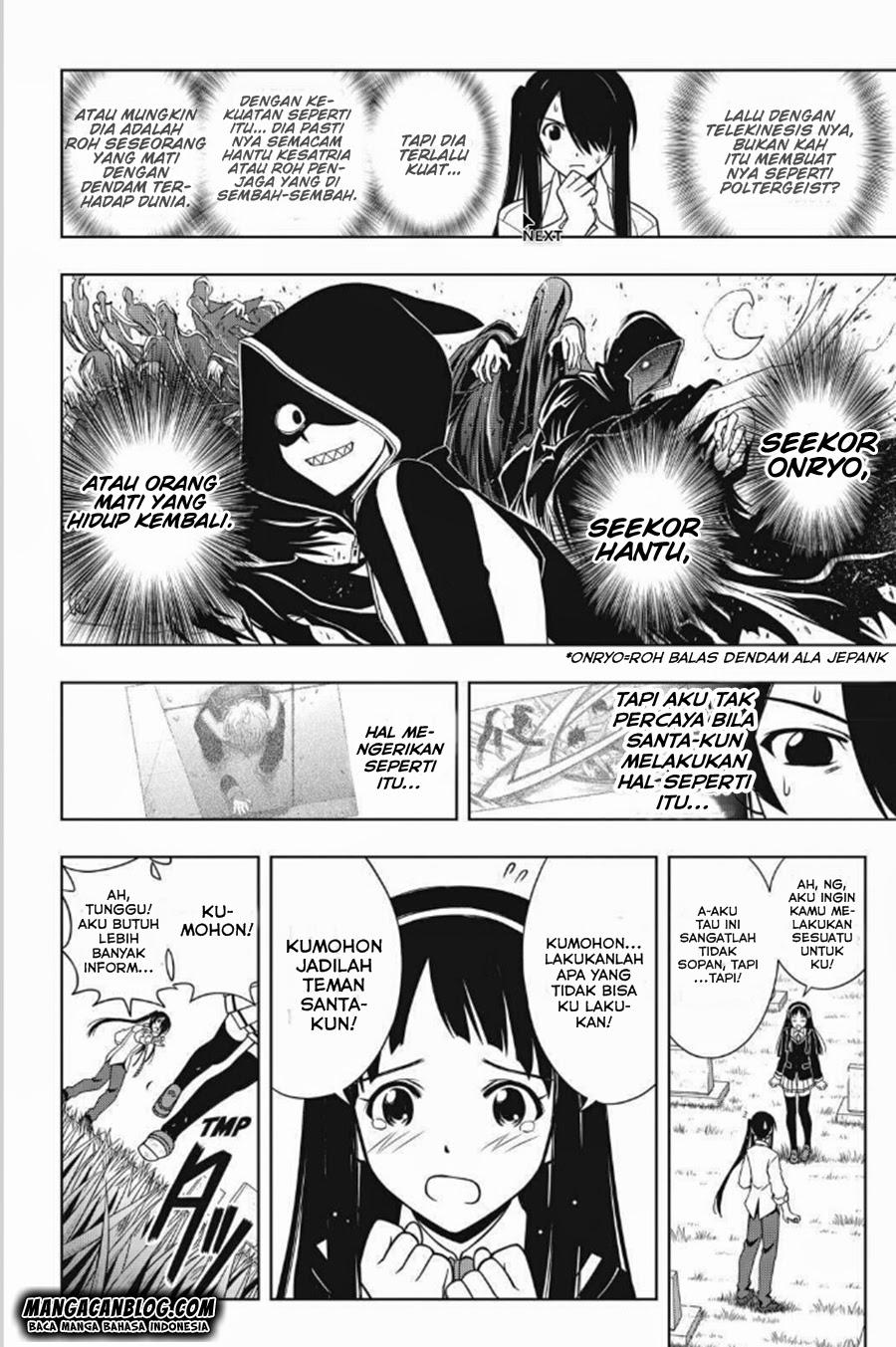Komik uq holder 049 - kebenaran dari kasus 50 Indonesia uq holder 049 - kebenaran dari kasus Terbaru 5 Baca Manga Komik Indonesia