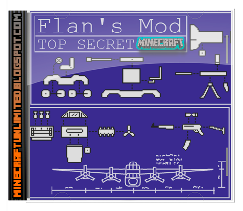 Flan's Mod Minecraft