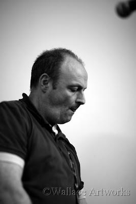 Silver Birches, Edinburgh Music Photographer