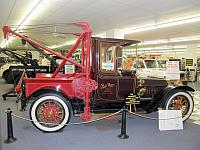 Prima masina de tractari auto