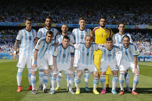Com status de favorita, Argentina está pronta!