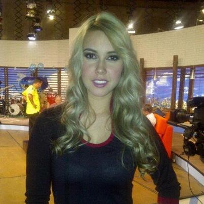 La controvertida ex participante de Protagonistas de nuestra tele 2012 ...