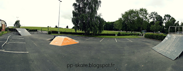 Skate park du Quesnoy
