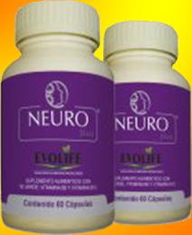 NEURO PLUS Ayuda a reducir el stress, agresividad, irritabilidad y depresión de ADOLESCENTES