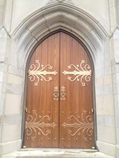 The desperate pastor blog church of the week st cecilia church oakley cincinnati oh Interior doors cincinnati