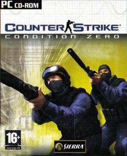 Counter Strike: Condition Zero Box