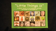 Little Things 11 at Guardino Gallery
