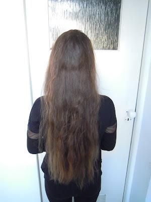 Aktualizacja włosów - grudzień 2015