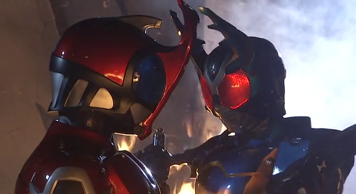 Kamen Rider Kabuto 21 Subtitle Indonesia