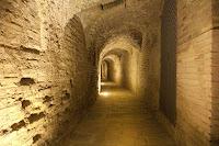 Hasta el 28 de junio de 2012, visitas nocturnas escenificadas al Conjunto Arqueológico de Itálica, Santiponce (Sevilla)
