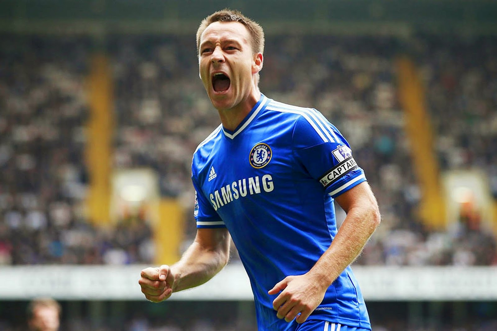 aa2f03cb626d John Terry started his career at Chelsea in 1997 and he has been a main  staple of Chelsea defense since. He has 574 appearances for the club while  scoring ...