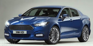 2015 Ford Taurus Sho Redesign