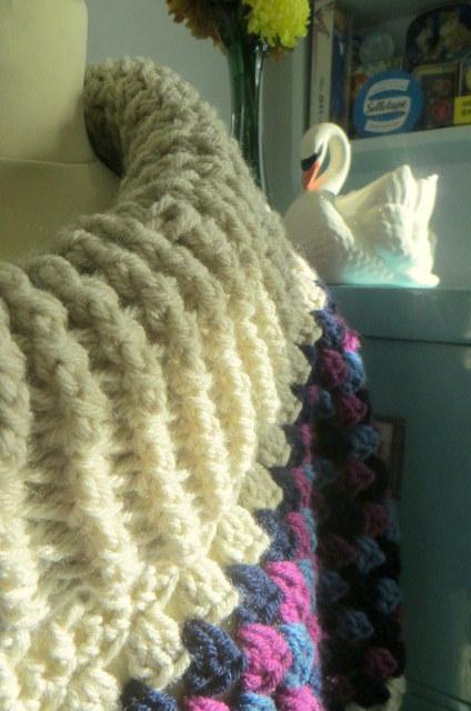 Chunky Crochet Poncho Free Pattern : That Poncho from simply crochet Issue 25 ? Lazy Daisy Jones