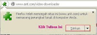 Download Video di Youtube dengan Ant Video Downloader