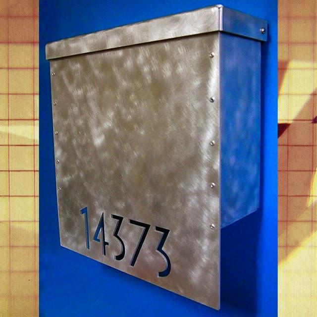 modern mailboxesfor modern Home1