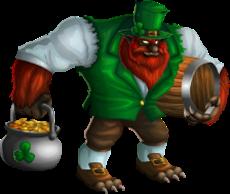imagen del monstruo teddy fear de monster lagerchaun