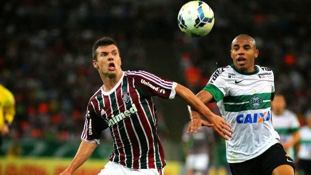 Coritiba x Fluminense ao VIVO 08/11/2014 Série A Rodada 33