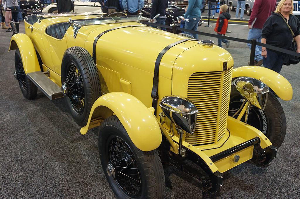1929 duPont Le Mans Speedster