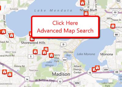 Search homes for sale using a simple map