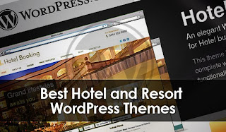 Best WordPress Themes for Hotel and Resorts