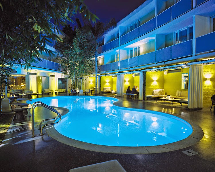 Los Angeles (California) - Avalon Hotel Beverly Hills 4* - Hotel da Sogno