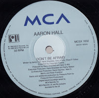 Aaron Hall & Teddy Riley feat. Tammy Lucas – Don\'t Be Afraid (Remix) + Is It Good To You (VLS) (1992)