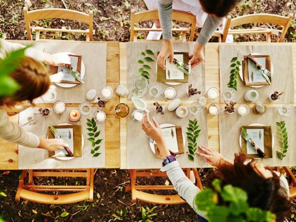 9 Ideas de decoración para Acción de Gracias