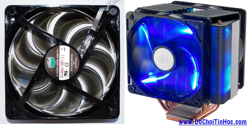 PHỤ KIỆN high-end PC: Tản nhiệt CPU, keo cao cấp, FAN 8-23cm, đồ mod PC, HÀNG ĐỘC!!!