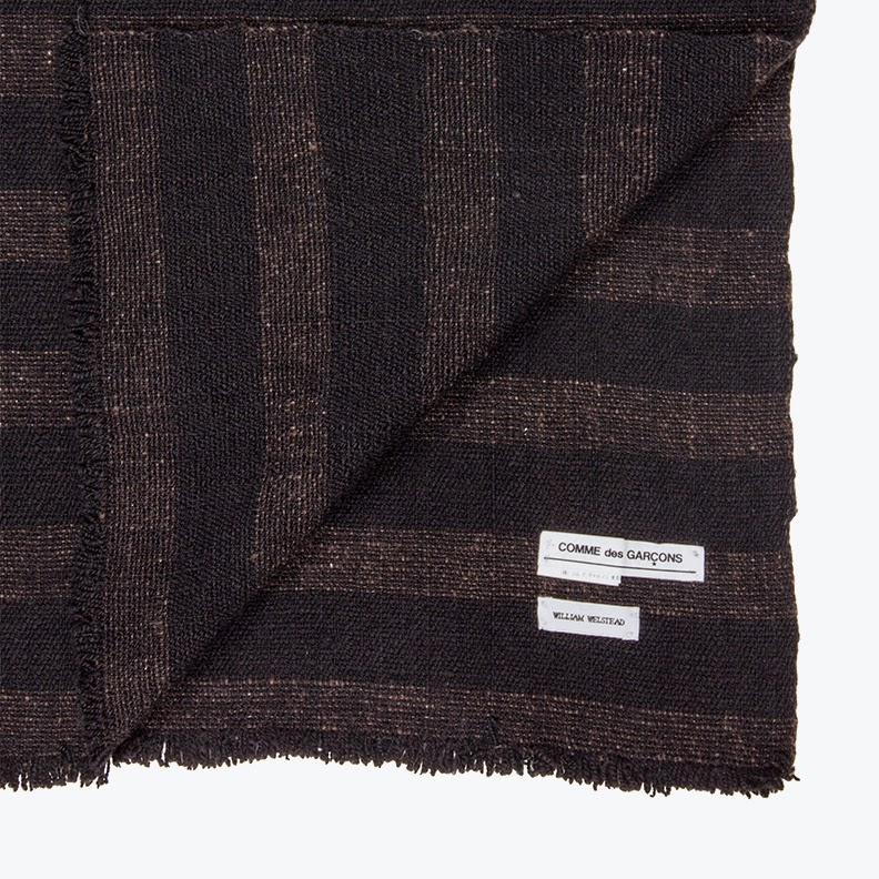 http://www.number3store.com/william-welstead-yak-wool-scarf/1839/