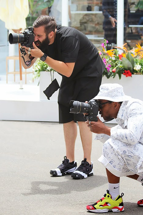 Adam Katz Sinding and Nabile Quenum