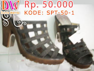 Sandal wanita 50 ribuan