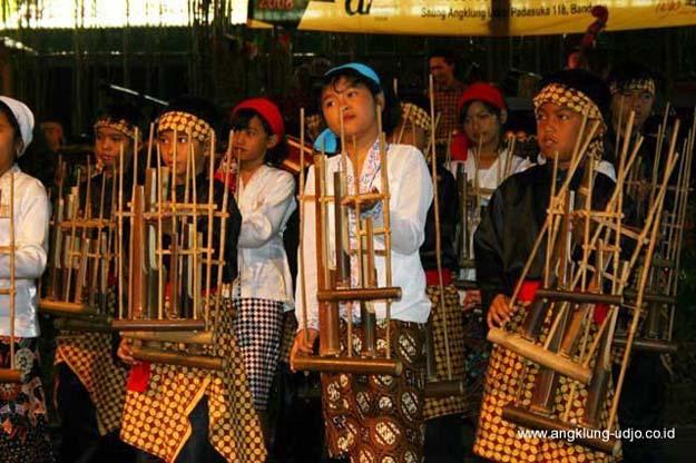 85 Alat Musik Tradisional Angklung Alat Musik Daerah