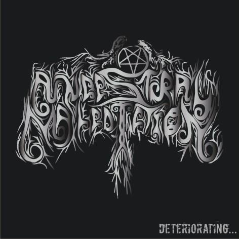 Ancestral Malediction / Ophiolatry - Ancient Contradictions/Opposite Monarchy