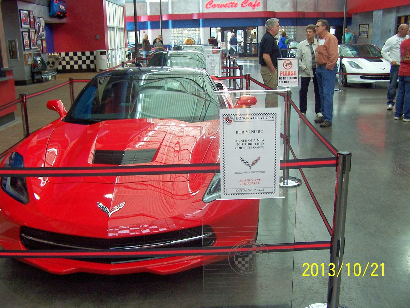 Living the RV Dream: The Corvette Museum in Bowling Green, KY