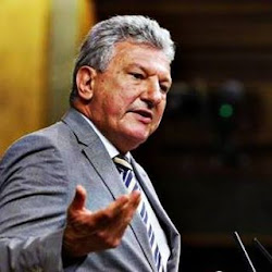 Vuelve al Congreso de los Diputados la VOZ CANARIA por Las Palmas. El diputado Pedro Quevedo plante