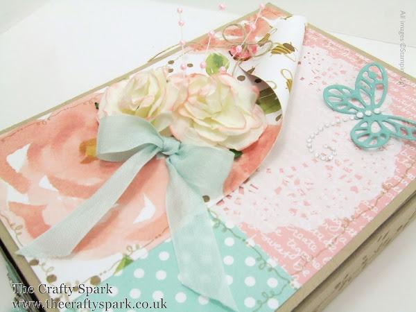 English Garden 18th Birthday Card