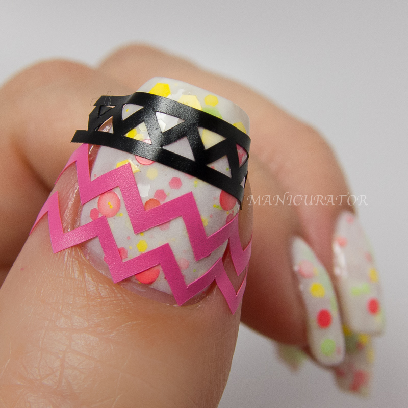 manicurator: KBShimmer Mixed Peelings, You\'re So Selfish and Tribal ...