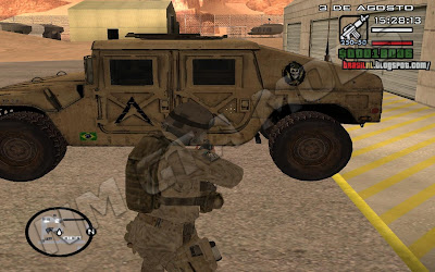 Pack mod EXERCITO Hummer1