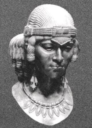 Месяц назад у нас вышел сингл семирамида, вдохновлённый образом древней ассирийской царицы