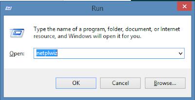 Cara Menghilangkan Password Login Pada Windows 8