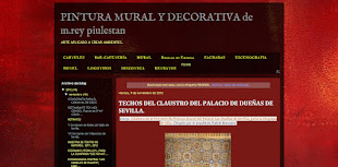 PINTURA MURAL Y DECORATIVA de m.rey piulestan