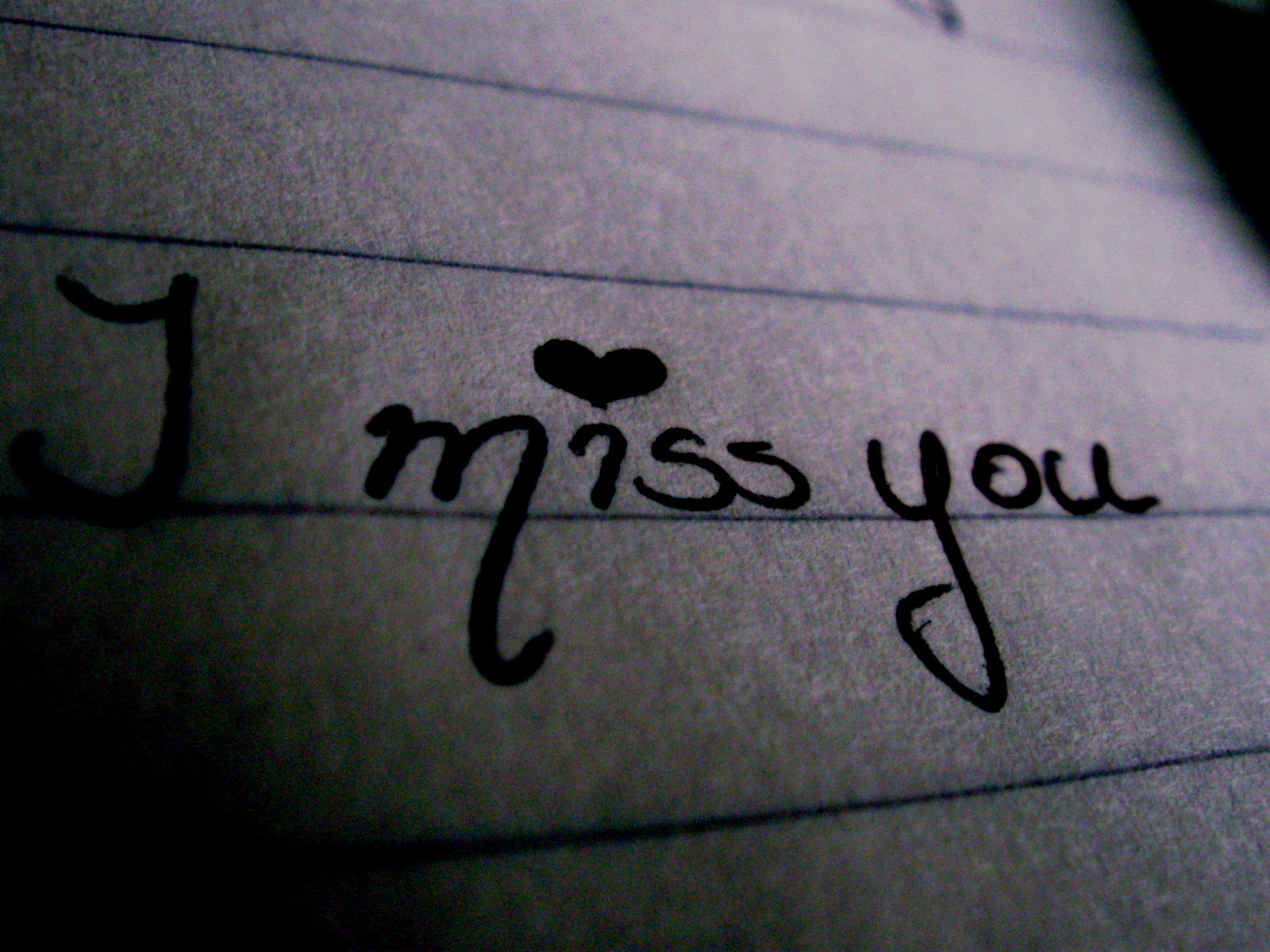 Real I Miss You Images For Whatsapp