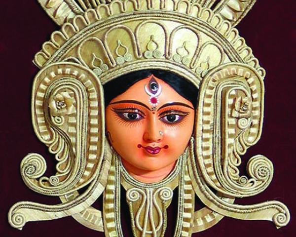 Slideshow for Maa Durga Wallpepar size all