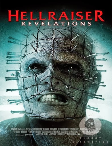 Hellraiser: Revelations – DVDRIP LATINO